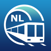 Rotterdam Metro Guide and Subway Route Planner icon