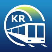 Seoul Subway Guide and Metro Route Planner icon