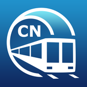 Shanghai Metro Guide and Subway Route Planner icon