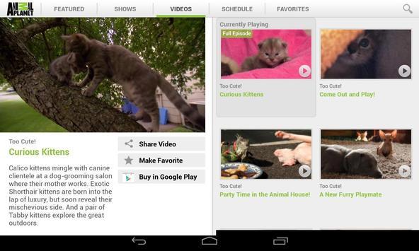 Animal Planet screenshot 4
