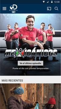 Discovery en Español poster