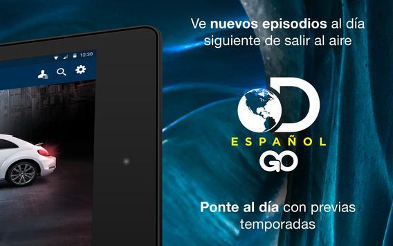 Discovery en Español GO apk screenshot