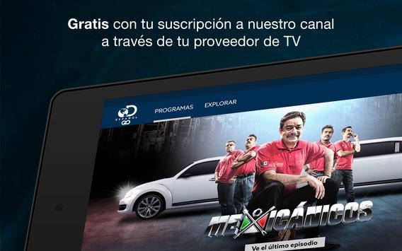 Discovery en Español screenshot 9