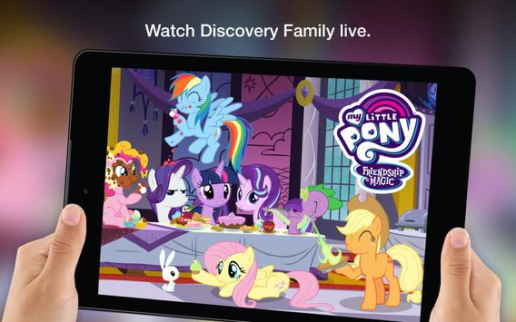 Discovery Family GO apk screenshot