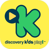 Discovery K!ds Play! icon