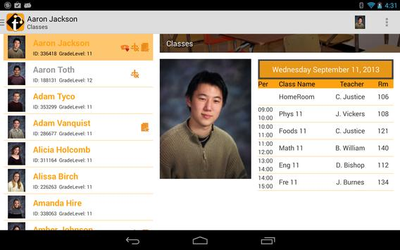Teacherpalm apk screenshot