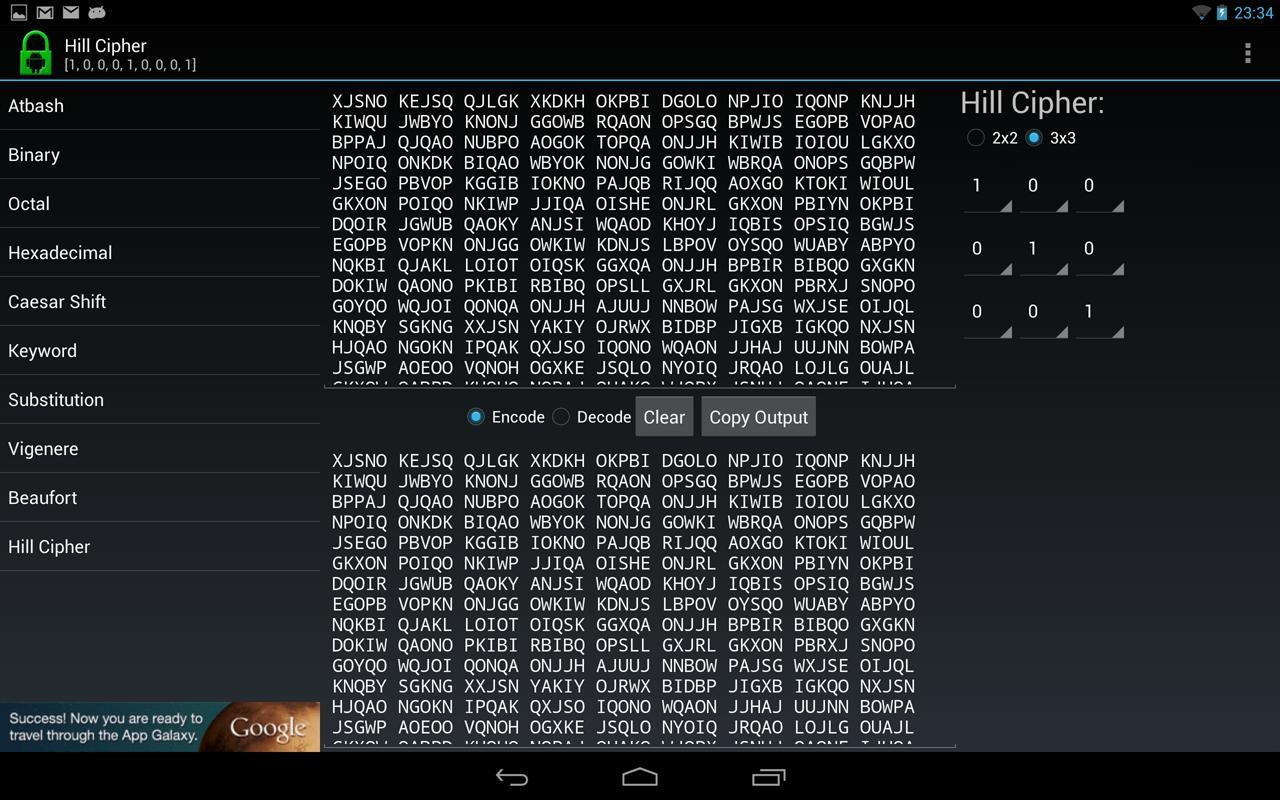 Decipher - Code and Cipher Kit for Android - APK Download