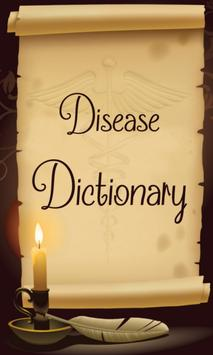 Disease Dictionary poster