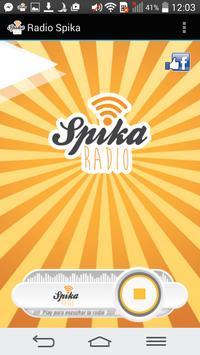Radio Spika poster