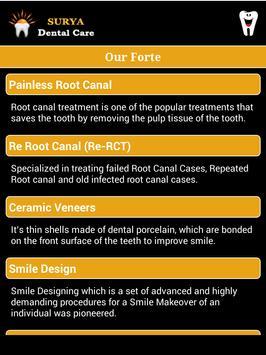 Surya Dental Care screenshot 1