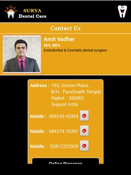 Surya Dental Care screenshot 6
