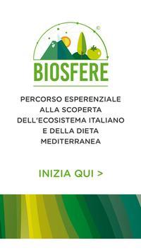 Le Biosfere poster
