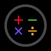 Quick Strike Math Game - Kids' Practice icon