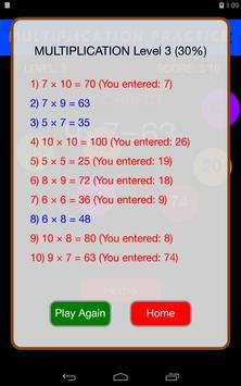 Quick Strike Math Game - Kids' Practice screenshot 15