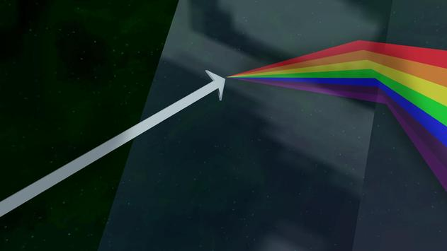 Dispersion of White Light 3D apk screenshot