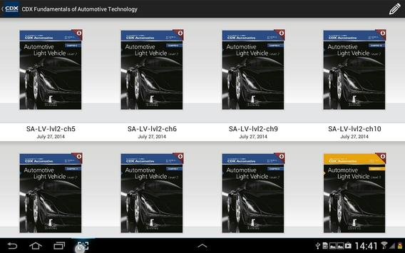 CDX Automotive screenshot 5