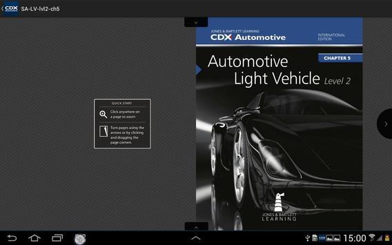 CDX Automotive screenshot 6