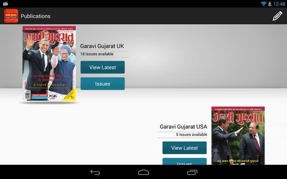 Garavi Gujarat apk screenshot