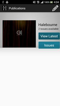 Halebourne Group poster