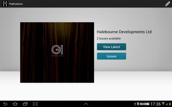 Halebourne Group apk screenshot
