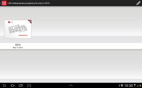 LSE apk screenshot