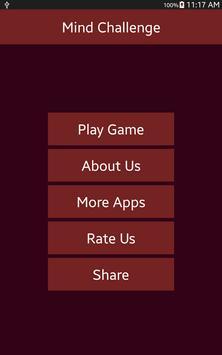 Mind Reader Challenge Game screenshot 1