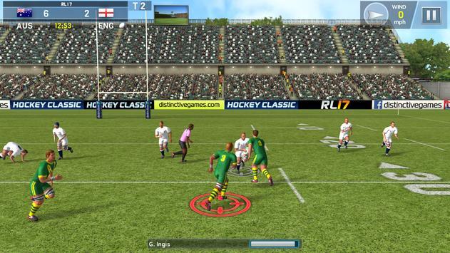 Rugby League screenshot 12