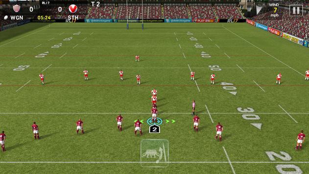 Rugby League screenshot 9