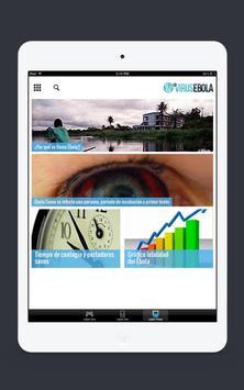 Ebola Virus Noticias apk screenshot