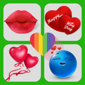 2017 Love Message for Whatsapp icon