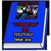 Kumpulan Soal UNBK SMA IPA 2018 Terbaru icon
