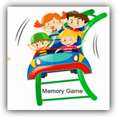 Memory Game - Brain Storming Game for Kids icon