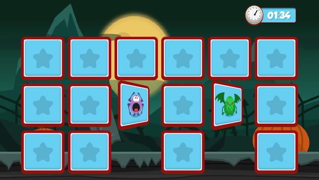 Memory Game - Brain Storming Game for Kids screenshot 4