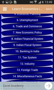 Learn Economics in हिंदी English-अर्थशास्त्र सीखे screenshot 6