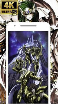 Saint Seiya Wallpaper HD screenshot 2