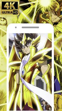 Saint Seiya Wallpaper HD screenshot 3