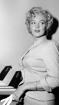 Marilyn Monroe Wallpaper HD Screenshot 3