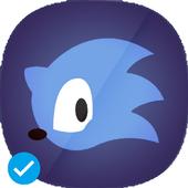 Sonic Games Wallpaper HD icon