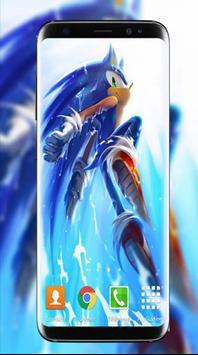 Sonic Games Wallpaper HD poster