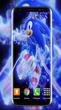Sonic Games Wallpaper HD screenshot 1