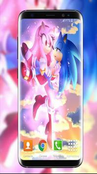 Sonic Games Wallpaper HD screenshot 2