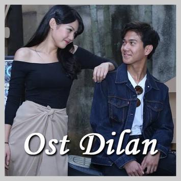 OST Dilan 1990 Mp3 + Lirik poster