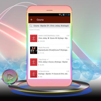 Ozuna Mix Síguelo Bailando.La Modelo Ft Cardi B screenshot 3