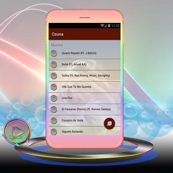 Ozuna Mix Síguelo Bailando.La Modelo Ft Cardi B screenshot 1