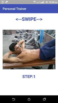 Personal Trainer apk screenshot