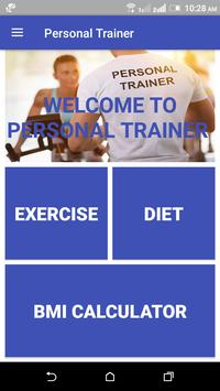 Personal Trainer poster