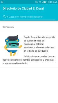 Directorio de Ciudad El Doral screenshot 1