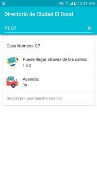 Directorio de Ciudad El Doral screenshot 2