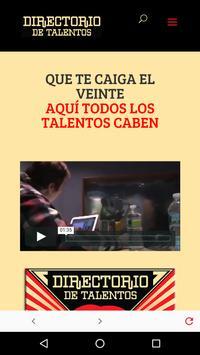 Directorio de Talentos poster