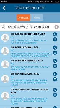 Directory App apk screenshot
